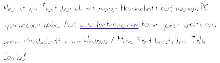 michi-handschrift
